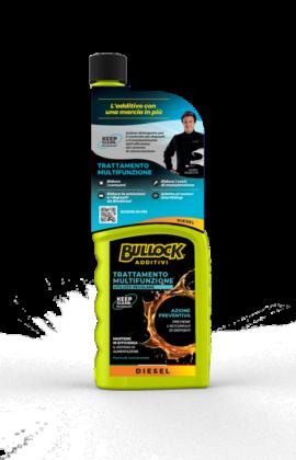 Bullock® additivi: Trattamento multifunzione Diesel